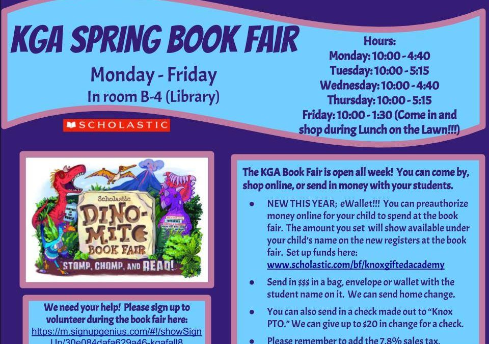 KGA Book Fair